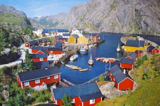 Norvegia: Fiordi norvegesi