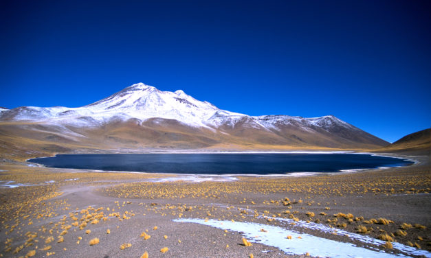 CILE-BOLIVIA : Da Santiago, Valparaiso a La Paz