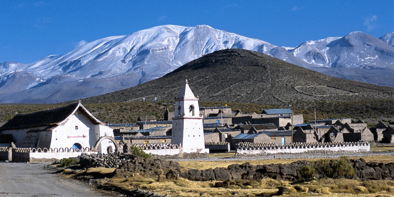 CILE-BOLIVIA : Da Santiago a La Paz