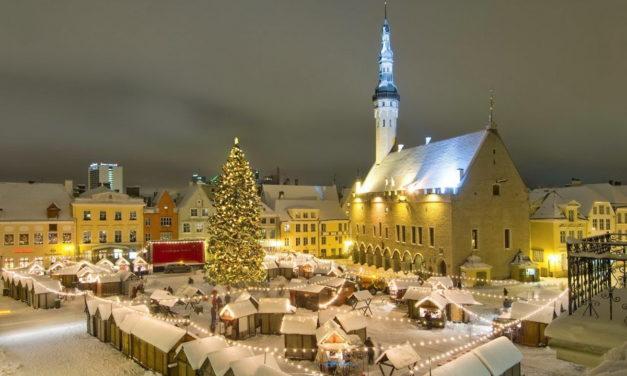 Lituania-Lettonia-Estonia: Capodanno 2019 nelle Capitali Baltiche