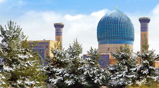 Uzbekistan: Capodanno 2019 a Samarkanda