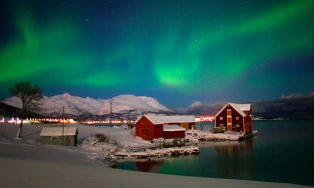 Norvegia: Lofoten e l'Aurora Boreale
