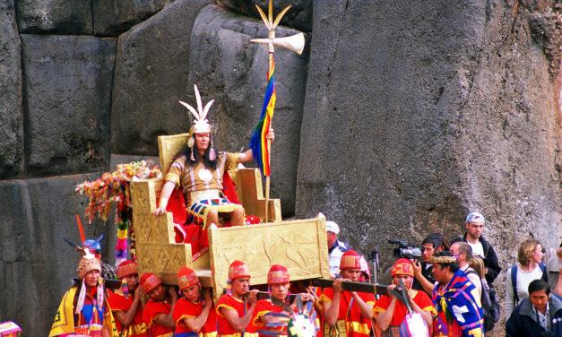 Perù: Festa Inti Raymi