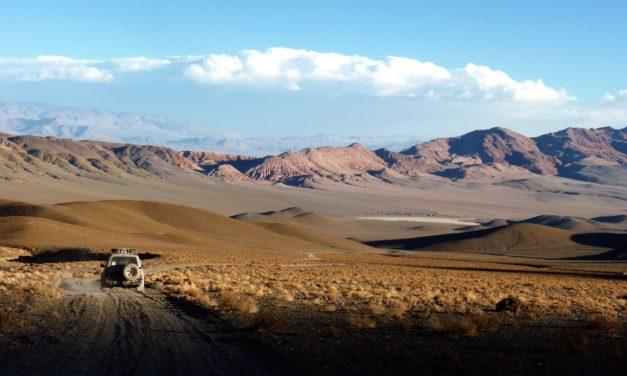 ARGENTINA-CILE-BOLIVIA : Le Alte Terre Andine