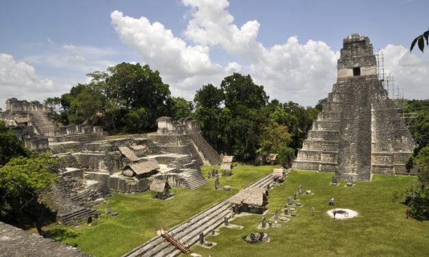 MESSICO-GUATEMALA : Archeologia e città coloniali