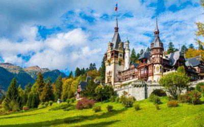 ROMANIA: Castelli, Monasteri e città medievali