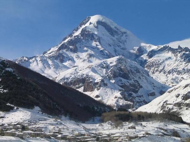 GEORGIA : Nel cuore del Grande Caucaso